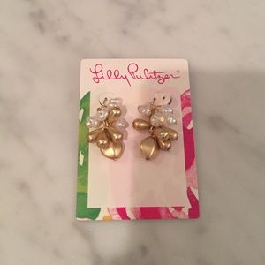 Lilly Pulitzer Jewelry - New Lilly Pulitzer earrings