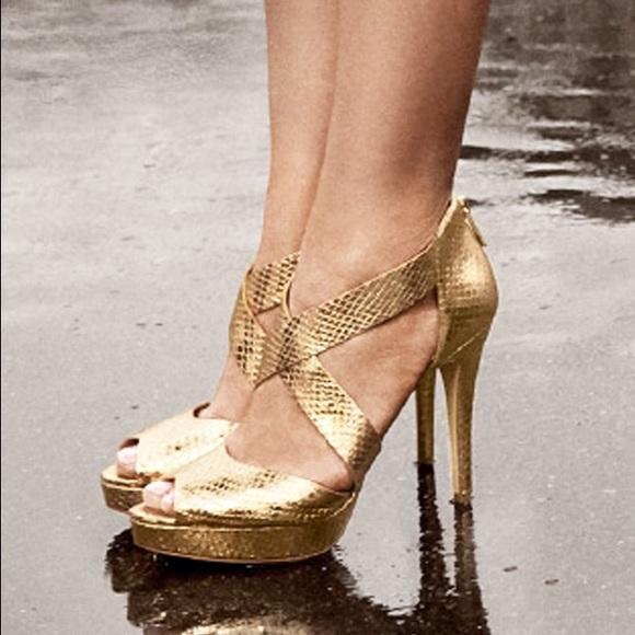 764d47a0d7a Michael Michael Kors Ariel platform shoes