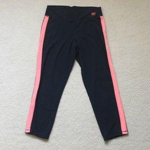 Abercrombie Cropped Yoga Leggings
