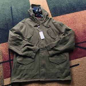 Staple Other - Men's Staple jacket hoodie sz 2XL NWT