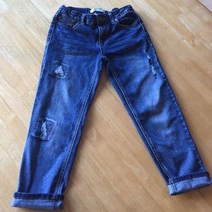 Vigoss Other - Vigoss girls boyfriend jeans