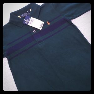 NWT Polo by Ralph Lauren One-Pc Outfit Sz L/18M