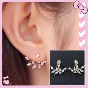 Jewelry - Gold Fashion Earrings