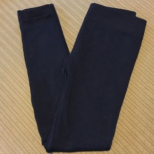 Hot Kiss Pants - Hot Kiss Navy Leggings