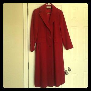JGoods Jackets & Blazers - Full length pea coat