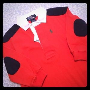 Polo by Ralph Lauren Other - NWT Polo by Ralph Lauren One-Pc Outfit Sz 24M