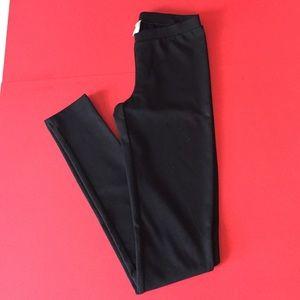 Trouve Pants - Trouve Black Leggings