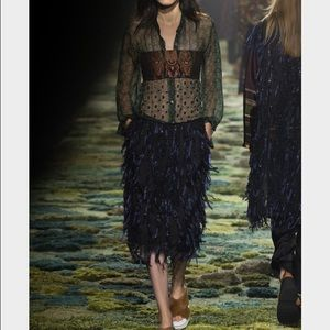 Dries Van Noten Dresses & Skirts - Dries van noten skirt