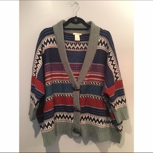 Sweet Romeo Sweaters - Chunky oversized sweater