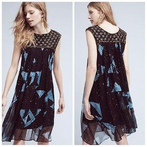 "(Anthropologie) ""Lydia Swing Dress"""