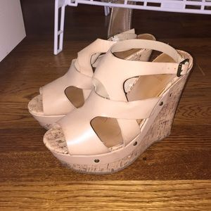 Guess wedges // 8.5