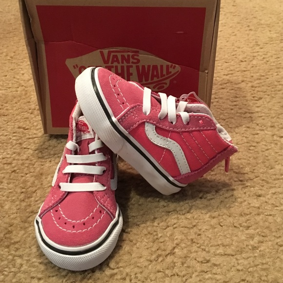 e132160d0dbcc2 Authentic Baby Sk8 Hi Zip Vans