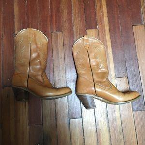 Laredo Shoes - Authentic Laredo cowboy boots-last pic for ref.