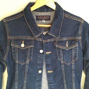 Juicy Jackets & Blazers - Juicy jean jacket