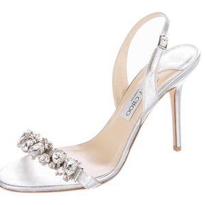 Jimmy Choo Shoes - Jimmy Choo embellished shoes