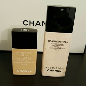 CHANEL Other - ONLY 1 HR Chanel foundation and cream