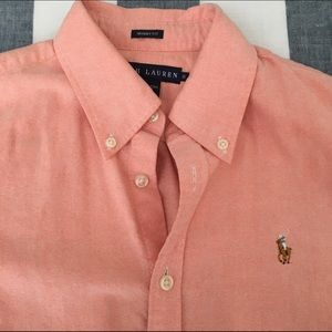 Ralph Lauren Polo Oxford Blouse