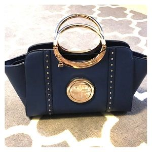 Handbags - Dasein Royal Blue Handbag