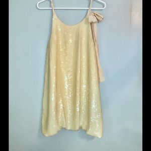 See by Chloe Dresses & Skirts - 💛HP! Pale Yellow See by Chloe Formal Mini Dress
