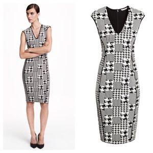 H&M Jacquard Knit Dress