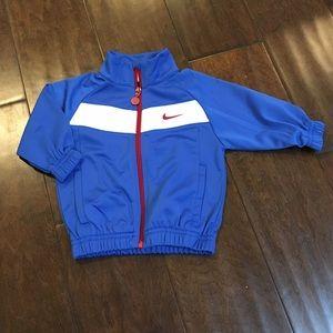 Nike Other - Nike Track Jacket - sz 12 mo