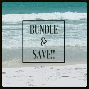Other - Bundle two or more and Save!!