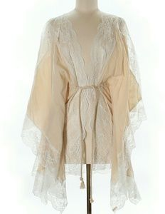 One Teaspoon jasmine Kimono NWOT