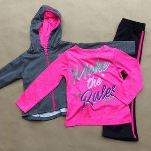 Skechers Other - Skechers Active 3-piece set. Jacket, top, & pants