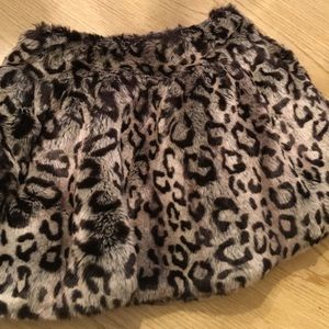 Lili Gaufrette Other - 💕💕 LILI GAUFRETTE FAUX FUR SKIRT