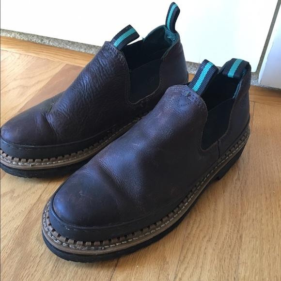 05e72edd995 Georgia Boot Shoes - Women s Romeo Georgia Giant Boots