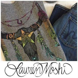 Lauren Moshi Sweaters - Lauren Moshi hooded sweater