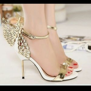 Shoes - ONLY 2 LEFT! 💜 Beautiful Butterfly Heels