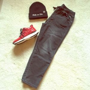 Urban Outfitters Pants - Urban Outfitters Grey Black Jeans