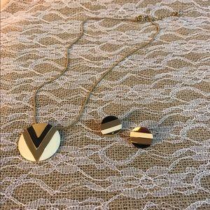 Vintage Jewelry - ✅ sale ✅ Vintage Necklace & Clip Earrings