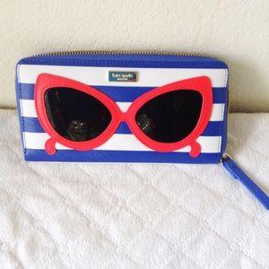 kate spade Handbags - Kate Spade Make a Splash zip wallet