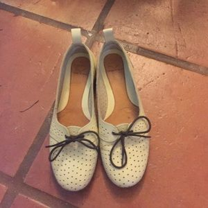 Swedish Hasbeens Shoes - Swedish hasbeens perforated loafers