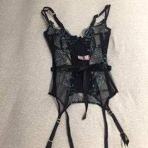Agent Provocateur Intimates   Sleepwear - Agent Provocateur Callie Basque  Lingerie Corset b415f1198