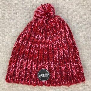 Neff Accessories - Knit Beanie with Pom Pom 🌺