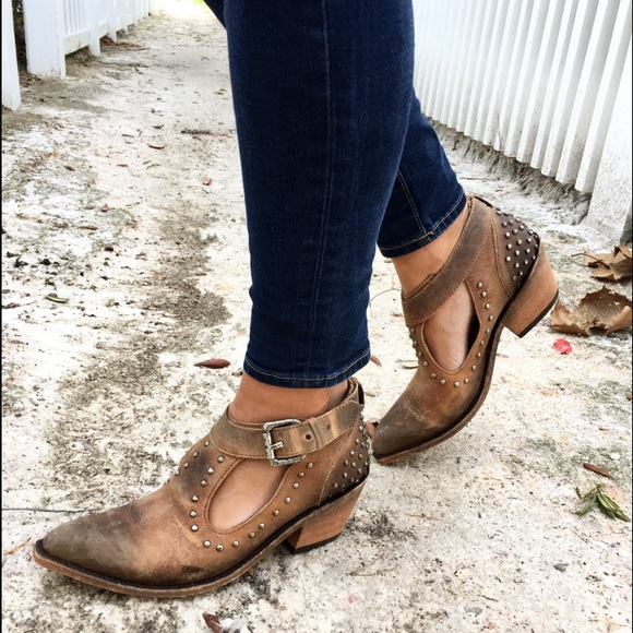 liberty booties