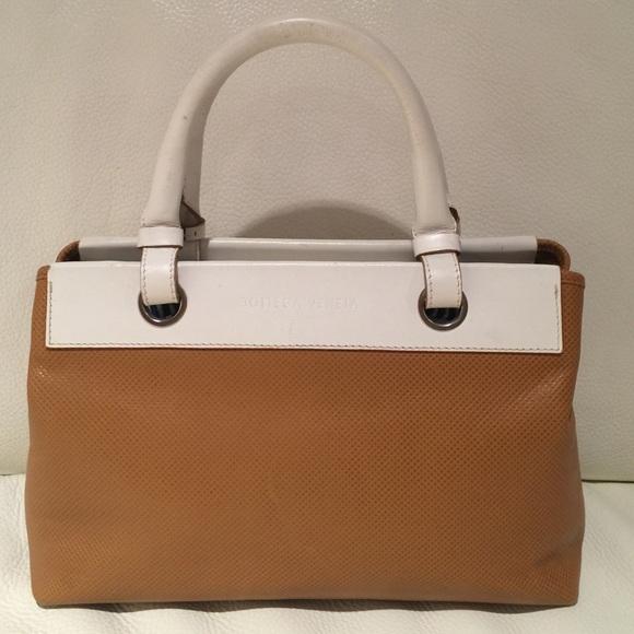 a5e83aad2c6 Bottega Veneta Handbags - Authentic Vintage Bottega Veneta Handbag