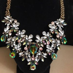 Eye Candy of Los Angeles Mars Necklace-NWOT