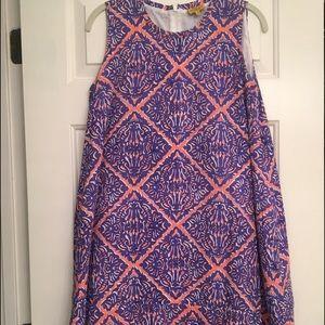 Robert Friedman Dresses & Skirts - Roberta Roller Rabbit Shift Dress