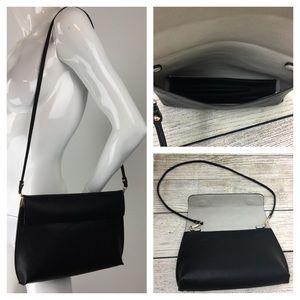 Handbags - Reversible Vegan Leather Roll Clutch Bag