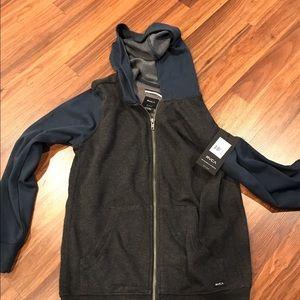 Other - Hooded sweatshirt RVCA