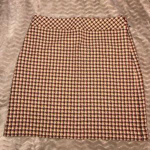 Ann Taylor Dresses & Skirts - Multi-color skirt