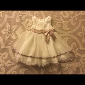 Rare Editions Other - Baby Girl's Rare Editions Tiered Dress