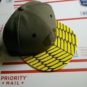 Nike Other - Nike True Oregon Ducks Snapback Hat Support Troops
