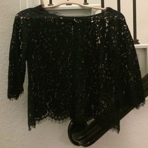 Joie Tops - Joie lace top
