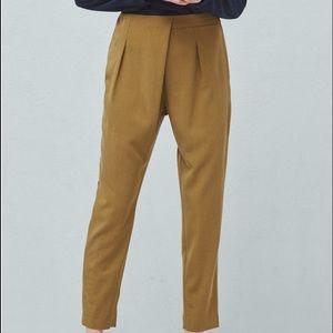 Mango Pants - 🆕Mango Soft Fabric Trousers
