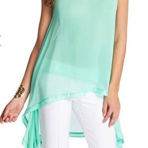 Guess by Marciano Tops - ❤⚡️SALE! silk marciano by Guess asymmetrical tank
